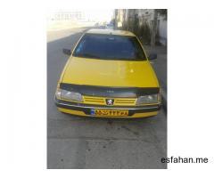 فروشی تاکسی ۴۰۵ خطی سرمارلیک شقایق