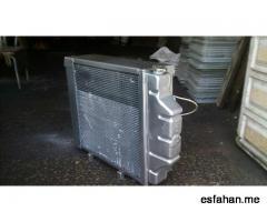 ساخت رادیاتورهای صنعتی ابسرکن وروغن سردکن