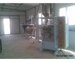 ساخت دستگاه بسته بندی پودری و حجمی و شیرینگ پک